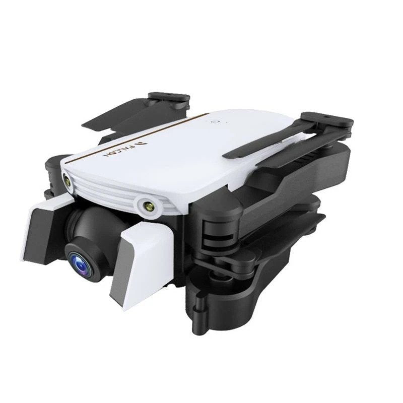 FALCONE™ Quadcopter Foldable Drone 4K Wide Angle Camera Two Batteries