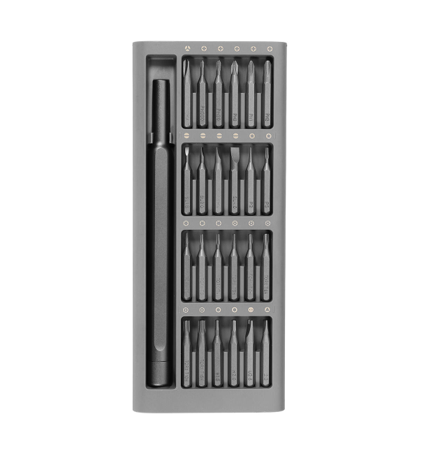 XIAOMI Wiha™ 24 in 1 Multi-purpose Precision Screwdriver Set Aluminium Repair Tool Kit