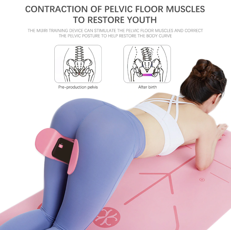 SelfCareX™ Buttocks Toning Body Gym Hip Trainer Muscle Pelvic Thigh Shaper