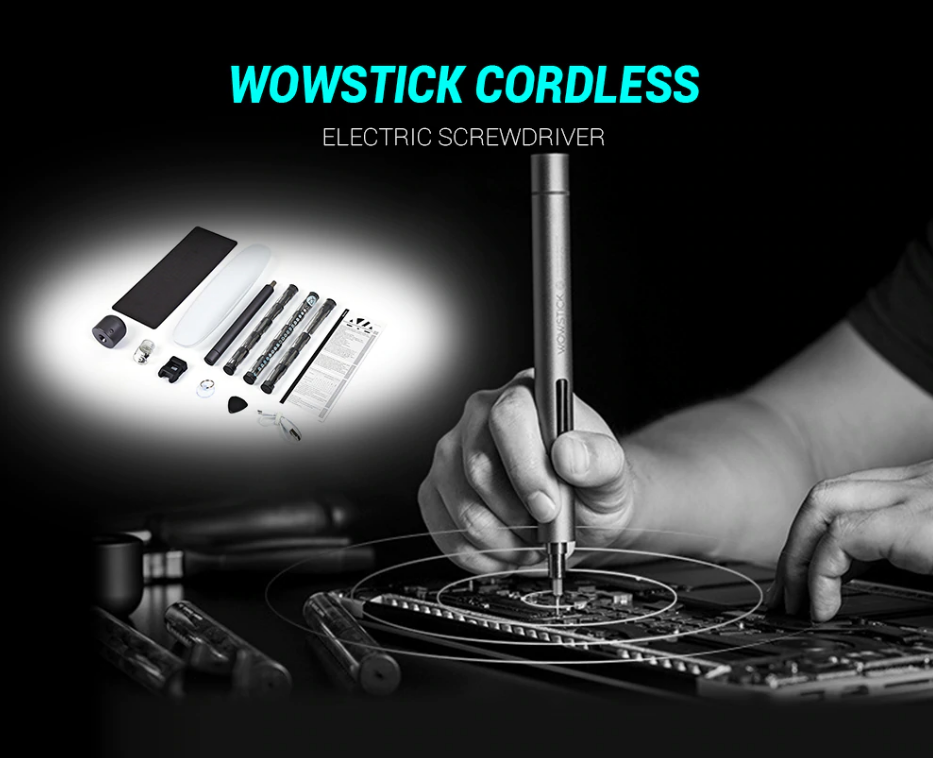 Wowstick™ 64 In 1 Precision Screw Driver Cordless Electric Power Pro Hand Tools