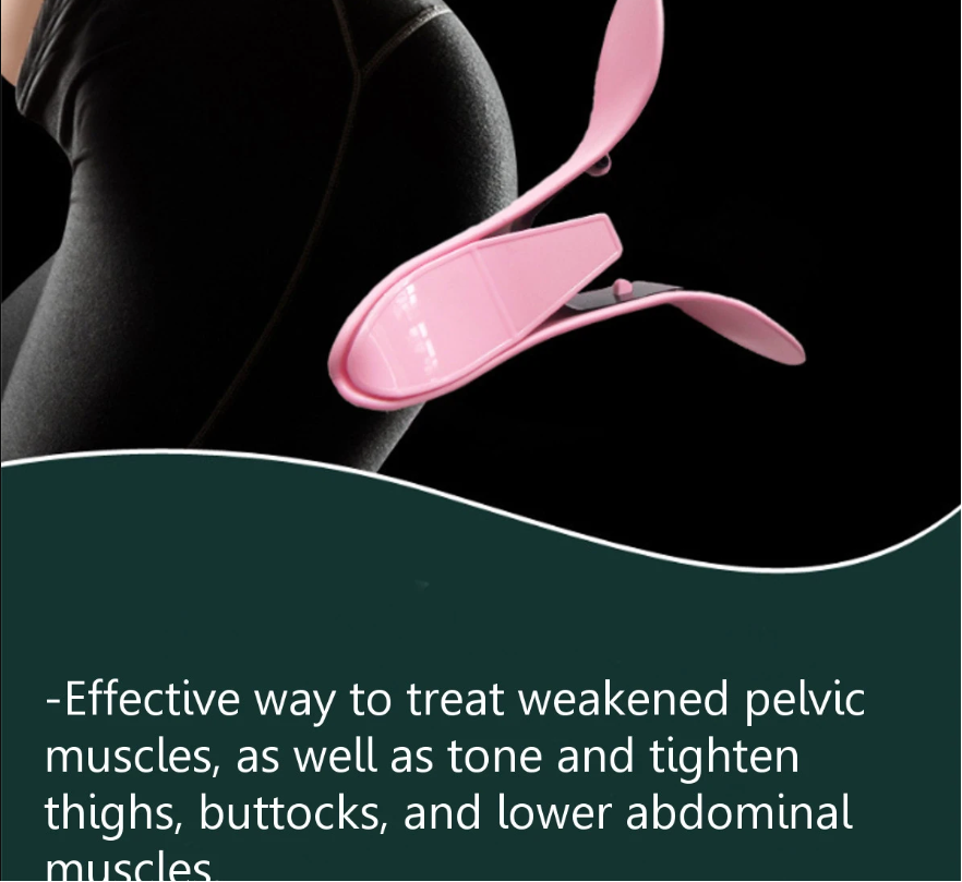 SelfCareX™ Pelvic Buttocks Hip Trainer Rehabilitation Body Shaper Inner Thigh Exerciser for Women