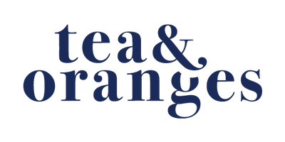 tea & oranges logo