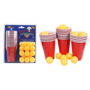 Beer Pong Party Game - Bee Bee Shopping USA