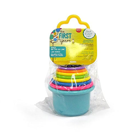 Baby Stack Up Cup Toys - Bee Bee Shopping USA