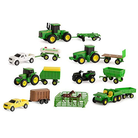 Image of John Deere Vehicle Value Set - Bee Bee Shopping USA
