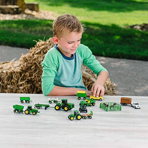 John Deere Vehicle Value Set - Bee Bee Shopping USA