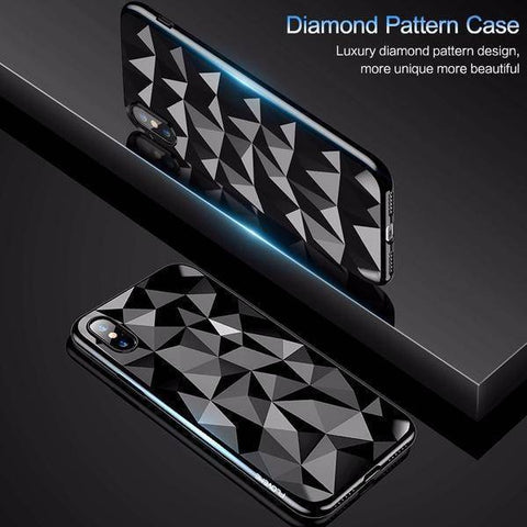 Luxury 3D Glossy Case For Smartphone - Bee Bee Shopping USA