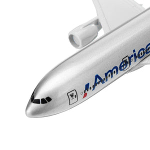 American Airlines B777-300ER Metal Diecast Desktop Plane Model - Bee Bee Shopping USA