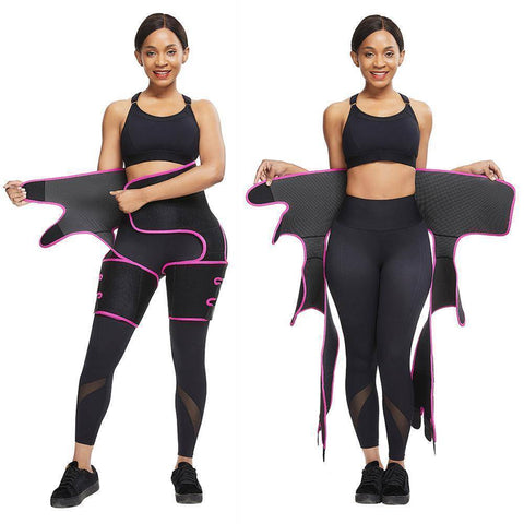 Image of Butt & Thigh Thermal Sculpting Belt - Bee Bee Shopping USA