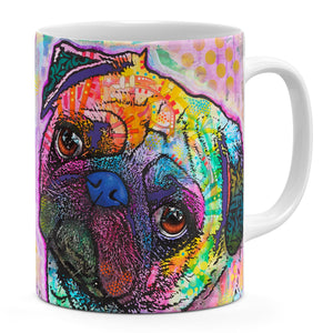 Dean Russo Pug Love Cool Gift