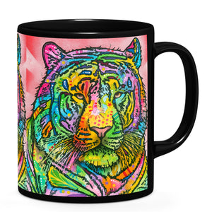 Dean Russo Tiger Cool Gift - Coffee Mug