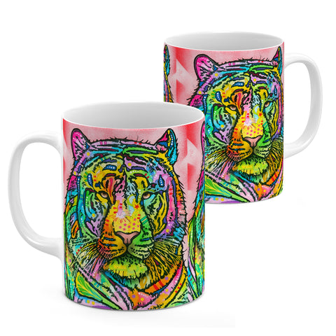 Image of Dean Russo Tiger Cool Gift - Coffee Mug