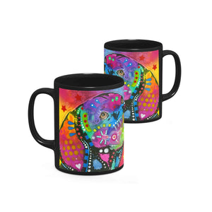 Dean Russo Psychedelic Lab Cool Gift - Coffee Mug