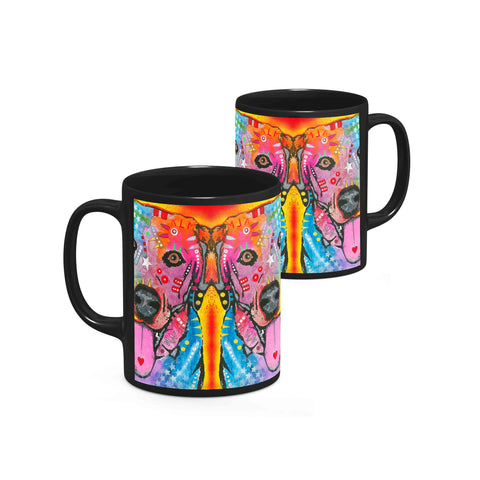 Image of Dean Russo Loving Joy Cool Gift - Coffee Mug