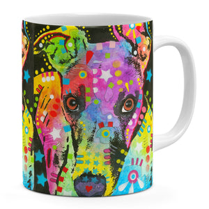 Dean Russo Curious Greyhound Cool Gift