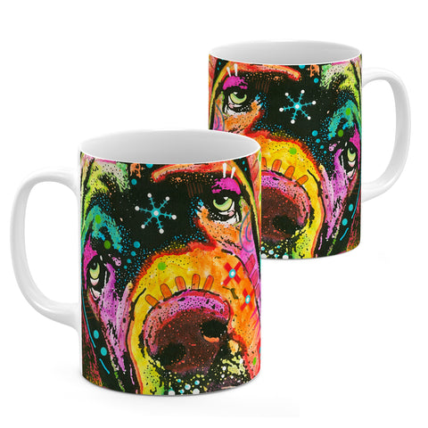 Image of Dean Russo Ol' Droopyface Cool Gift - Coffee Mug