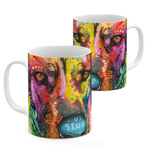 Dean Russo Ready to go Cool Gift - Coffee Mug