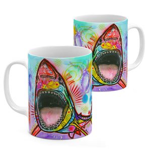 Dean Russo Shark 1 Cool Gift - Coffee Mug
