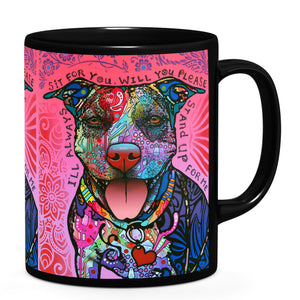 Dean Russo Stand Up Cool Gift - Coffee Mug
