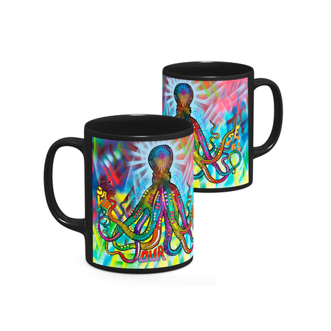 Image of Dean Russo Save Our Seas Cool Gift - Coffee Mug