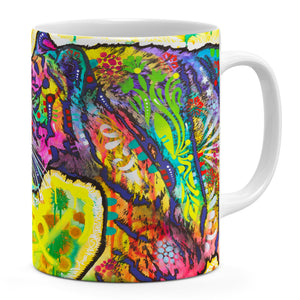 Dean Russo Psychedelic Tiger Cool Gift