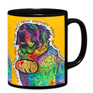 Dean Russo Humanity Cool Gift - Coffee Mug