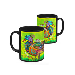 Dean Russo Electric Duck Cool Gift - Coffee Mug