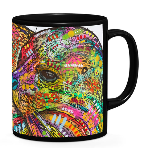 Image of Dean Russo Seal Cool Gift - Coffee Mug