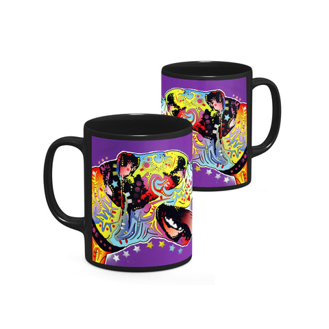 Image of Dean Russo Happy Boxer Cool Gift - Coffee Mug