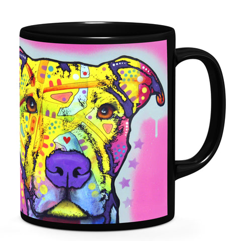 Image of Dean Russo Focused Pit Cool Gift - Coffee Mug