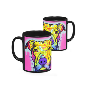 Dean Russo Focused Pit Cool Gift - Coffee Mug