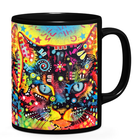 Image of Dean Russo Manx Cool Gift - Coffee Mug