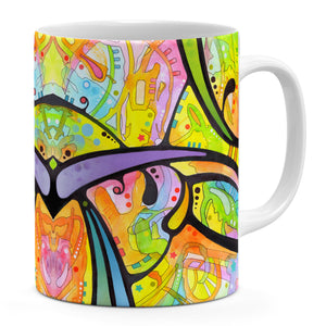 Dean Russo Abstract Cool Gift