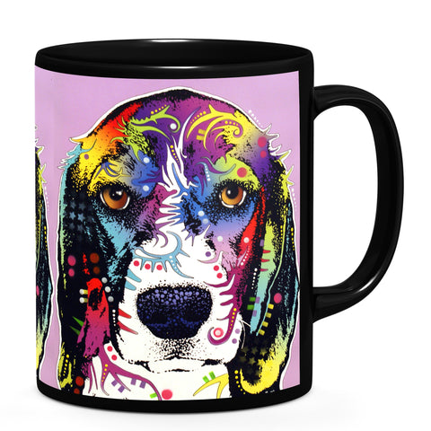 Image of Dean Russo 4 Beagle Cool Gift - Coffee Mug
