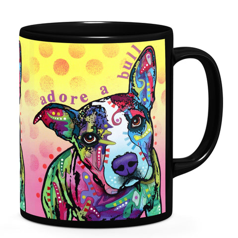 Image of Dean Russo Adoreabull Cool Gift - Coffee Mug