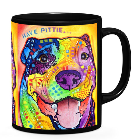 Image of Dean Russo Have Pittie Cool Gift - Coffee Mug