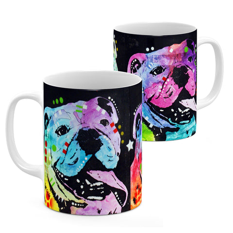 Dean Russo 3 Bulldogs Cool Gift - Coffee Mug