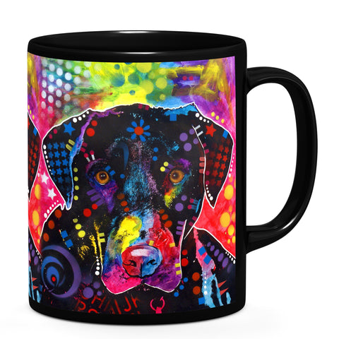Image of Dean Russo The Labrador Cool Gift - Coffee Mug