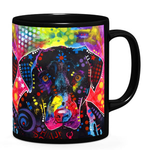 Dean Russo The Labrador Cool Gift - Coffee Mug