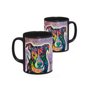 Dean Russo Luv Me Cool Gift - Coffee Mug
