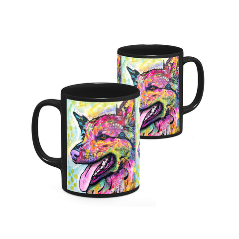 Image of Dean Russo All The Love Cool Gift - Coffee Mug