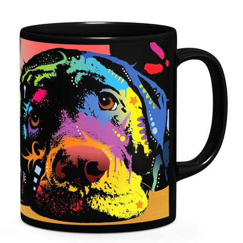 Image of Dean Russo Lying Lab Cool Gift - Coffee Mug