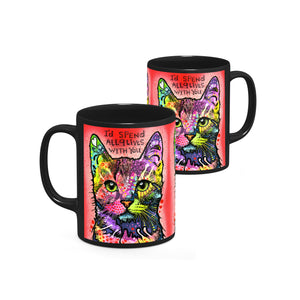 Dean Russo 9 Lives Cool Gift - Coffee Mug