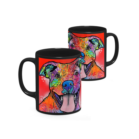 Image of Dean Russo Atticus Cool Gift - Coffee Mug