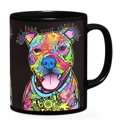 Image of Dean Russo I Fear Cool Gift - Coffee Mug