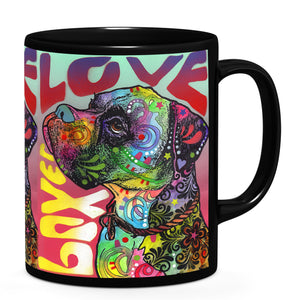 Dean Russo Boxer Luv Cool Gift - Coffee Mug