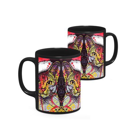 Dean Russo Abyssinian Christmas Edition Cool Gift - Coffee Mug
