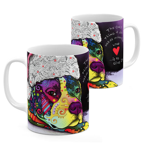 Image of Dean Russo Affection Christmas Cool Gift - Coffee Mug