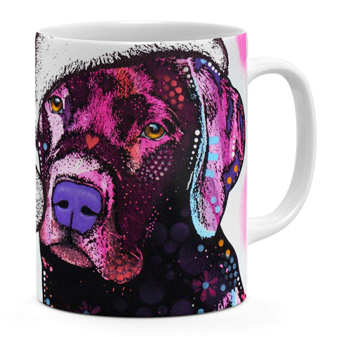 Image of Dean Russo Black Lab Christmas Cool Gift