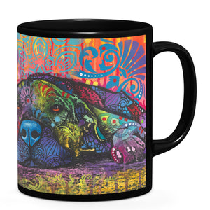 Dean Russo Lay Down Cool Gift - Coffee Mug